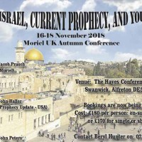 AUTUMN CONFERENCE: Fri Nov 16th - Sun Nov 18th. The Hayes Conference Centre Swanwick, Alfreton, Derbyshire. Jacob Prasch, John Haller and John Peters
